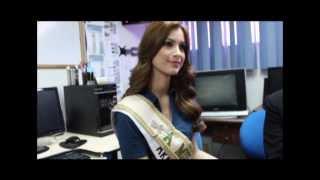 Miss Venezuela Earth Stephanie De Zorzie En Entrevista Para Elsiglo.com.ve