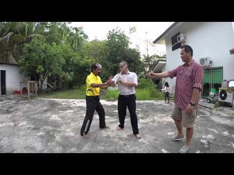 Brunei Martial Art - Pengiran Haji Mohammad President of PERSIB