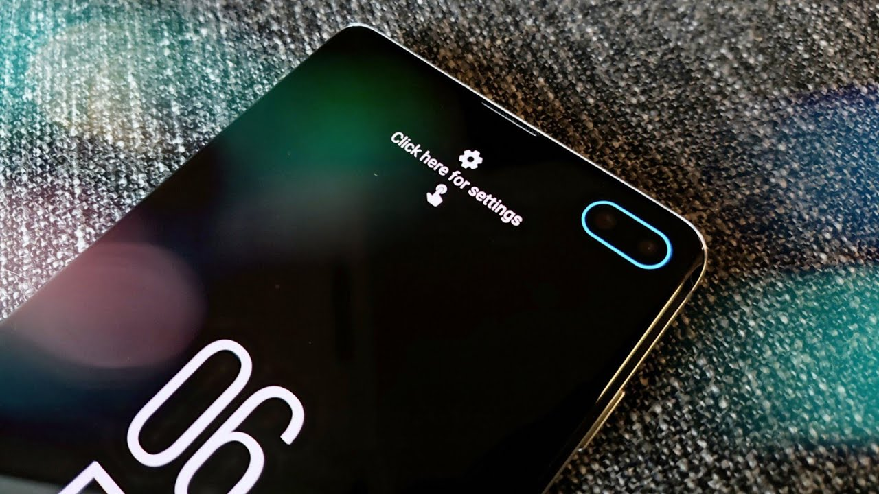 How To Get LED Notifications On Samsung Galaxy S10 & S10+