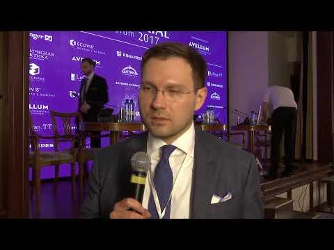 INDUSTRIAL Legal Forum 2017 Интервью Николая Стеценко