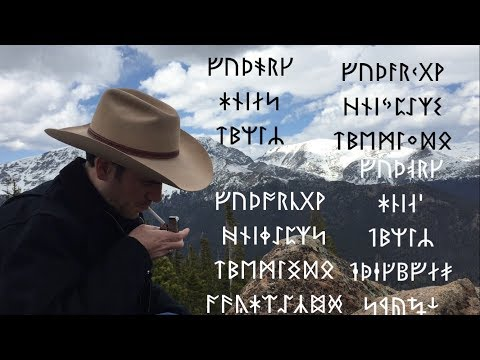 Which runes go with which language?