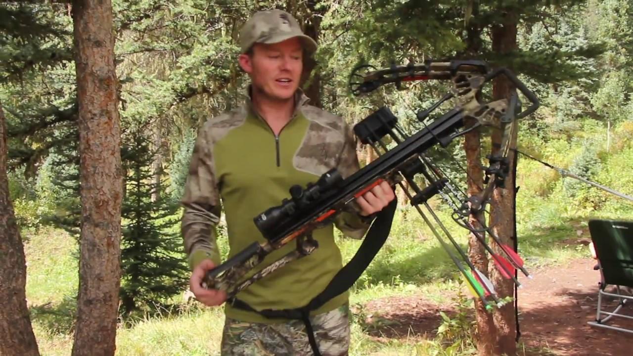 PSE Archery RDX 400 Crossbow Review - Jeff Johnston
