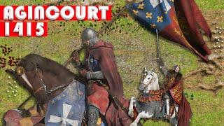 Agincourt Muharebesi 1415 || Yüzyıl Savaşları || DFT Tarih