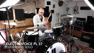 Electro Voice PL Mic Set for Drums