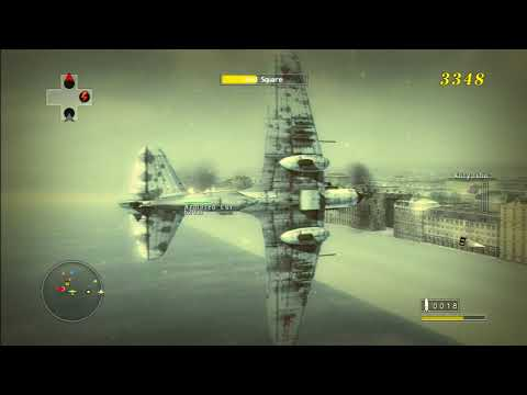 Blazing Angels 2: Secret Missions Of WWII - Mission 8: Target Red Square