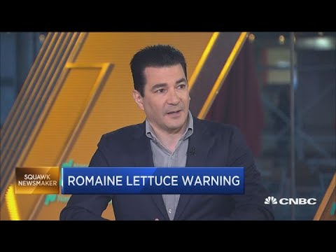 Watch CNBC's full interview with FDA commissioner Scott Gottlieb