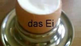 Tyske gloser - Mat og drikke