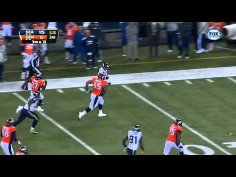 Super Bowl XLVIII: Malcolm Smith interception