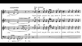 Rachmaninov Vespers - 11 My Soul Doth Magnify the Lord