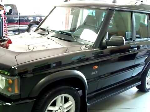 Presenting a 2003 Land Rover Discovery SE7  YouTube