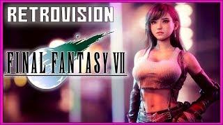 Final Fantasy VII (PSX) - RETROVISIÓN (Feat. Kampayo00)
