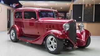 1933 Chevrolet Sedan Street Rod For Sale