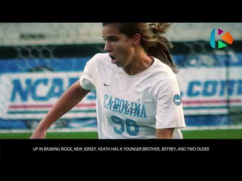 Tobin Heath - Bios of Athletes - Wiki Videos by Kinedio