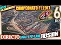 ASSETTO CORSA #6 Campeonato F1 2017 Liga F1 Pit-Lane AUSTIN Gameplay Español 21:9