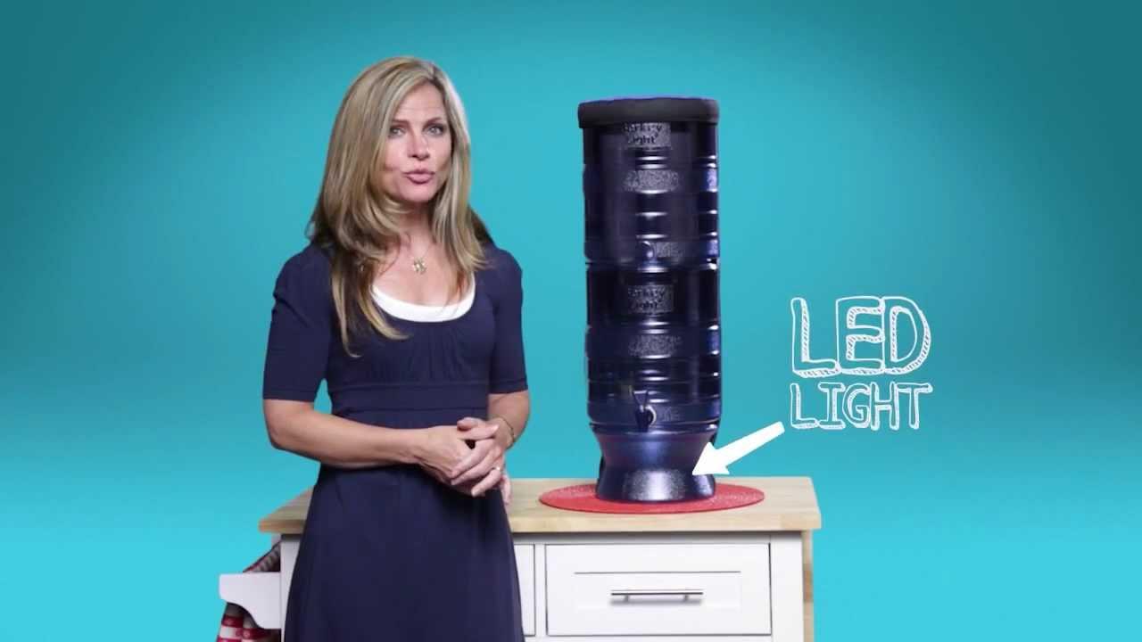 Berkey Light Water Filter YouTube