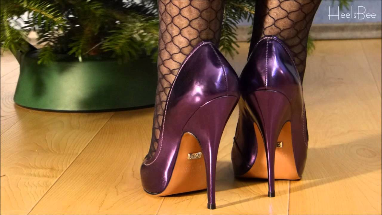 Snapshot high heels and a christmas tree youtube