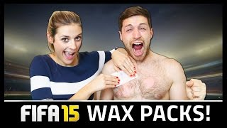 WAX PACKS! - Fifa 15 Ultimate Team Pack Opening