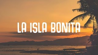 Hr. Troels - La Isla Bonita (Lyrics)