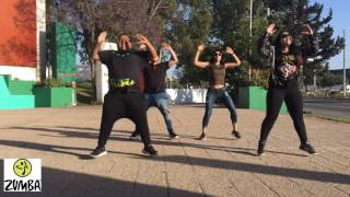 Gyal You A Party Animal (Remix)- Charly Black ft Daddy Yankee & Rene Arias Zumba