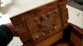 Tinker Woodworks Puzzle Lockbox