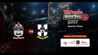 TPBC17 | QF 02 | St. Peter`s College v S. Thomas