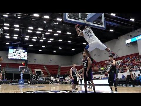 Xavier Gibson, Skal Labissiere  Highlights from Lakeland Magic vs. Reno Bighorns