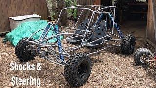 Honda CBR 600 buggy build part 7