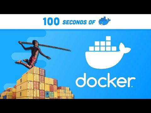 Docker in 100 Seconds