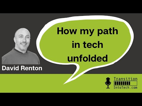 David Renton: 'Tech has given me a newfound self-worth' 8