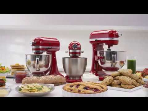 More Than A Mixer | KitchenAid