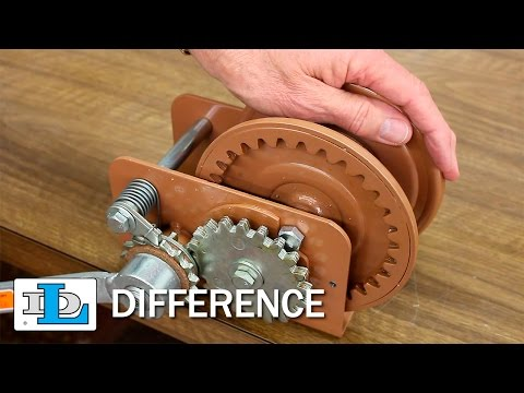 Brake Winches - Long Version - DL Difference