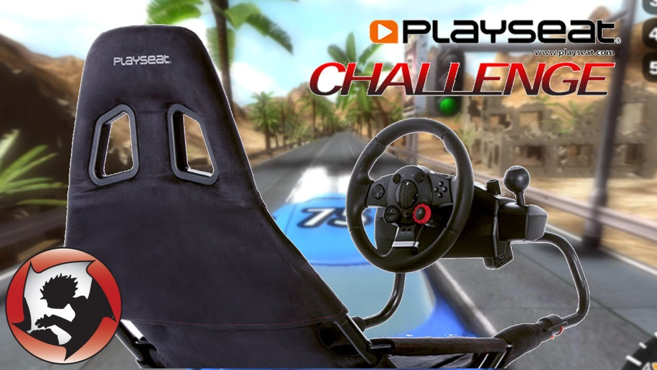 Playseat Challenge Game Race Seat Review Youtube
