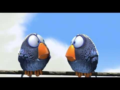 Смотреть мультфильм о птичках