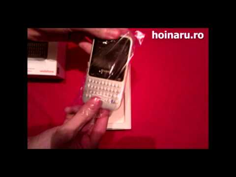 Unboxing Vodafone 555 Blue