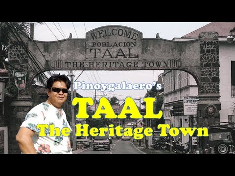 Taal - The Heritage Town