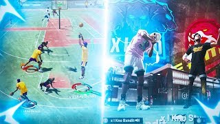 X I KNO VS TNB! GAME OF THE YEAR WHO THE BEST CLAN IN NBA 2K19 PARK