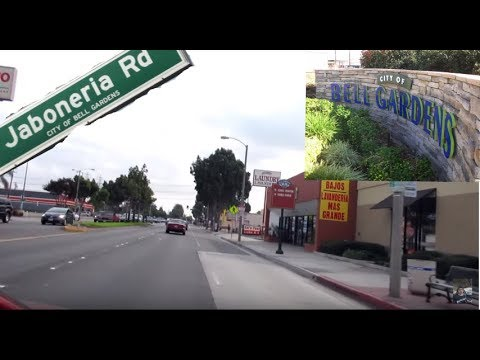 A Day In Bell Gardens CA