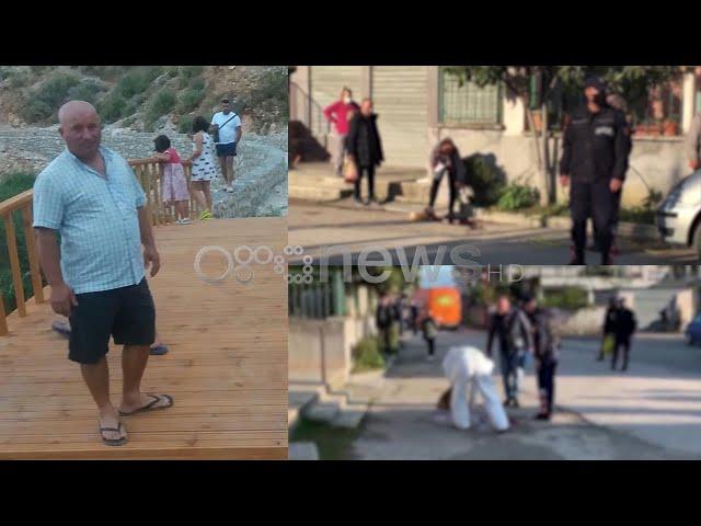Ora News - Atentat në Fier: 50 vjeçari ekzekutohet në sy të bashkëshortes, po e çonte në punë