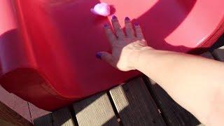 Parkta Tutkalsız Slime Yaptık Kaydıraktan Kaydırdık!! - Bidünya Oyuncak