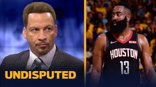 Rockets need to look in the mirror to see what cost them Game 1 – Chris Broussard | NBA | UNDISPUTED