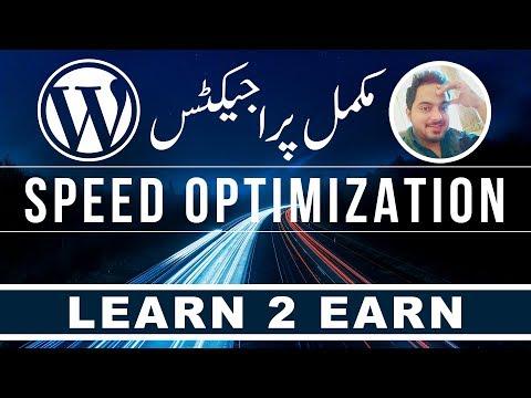 WordPress Speed Optimization Live Project - Fiverr - Upwork