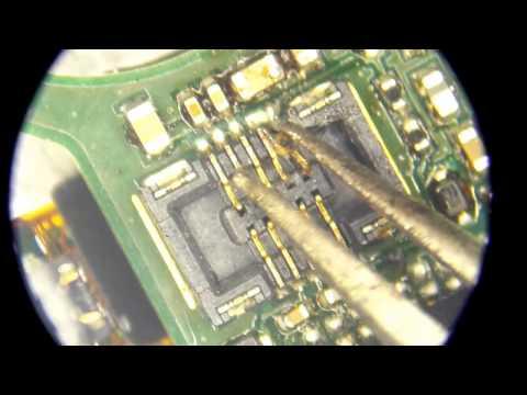 reparación Huawei Ascend G730 no da tactil o touch , cambio de conector