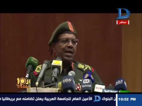 العاشرة مساء| تكشف السبب الحقيقى وراء اشتعال الموقف السياسى بين مصر والسودان