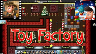 [~Christmas 2016~] #2 Toy Factory - Diggy