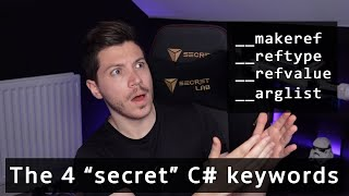 "The 4 ""secret"" C# keywords that you shouldn't use"
