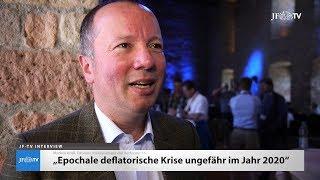 """""""Epochale Krise ungefähr 2020"""" (JF-TV-Interview mit Markus Krall)"""