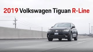 2019 VW Tiguan R-Line Review - Three Thumbs Up [4K]