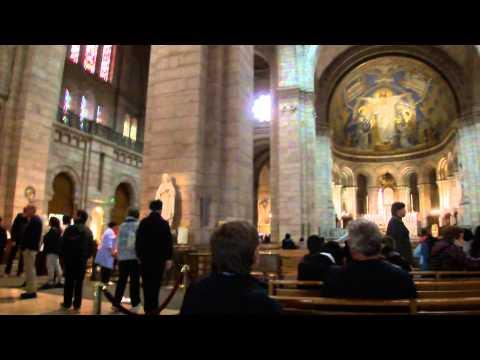 Basilique du Sacré Cœur Parijs)