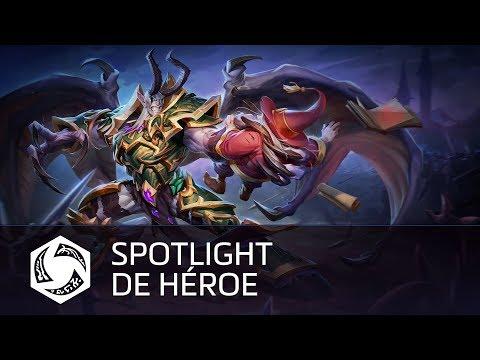 Spotlight de Mal'Ganis - Heroes of the Storm