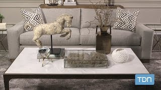 How to Style a Coffee Table with Kelli Ellis